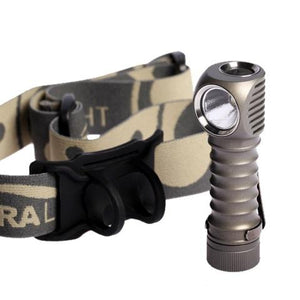 ZebraLight H52w AA Headlamp Neutral White - Bright Nite