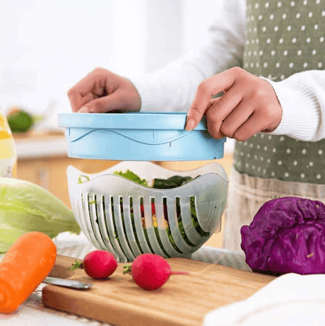 Top Smart Products Fruits & Vegetables Cutter Bowl
