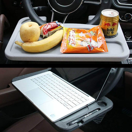 Autos Store Drinks Holders Portable Car Desk