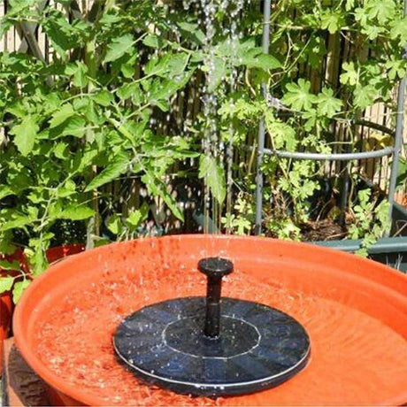 LeKing Green & Garden Store Fountains & Bird Baths Solar Outdoor Artificial Water Fountain