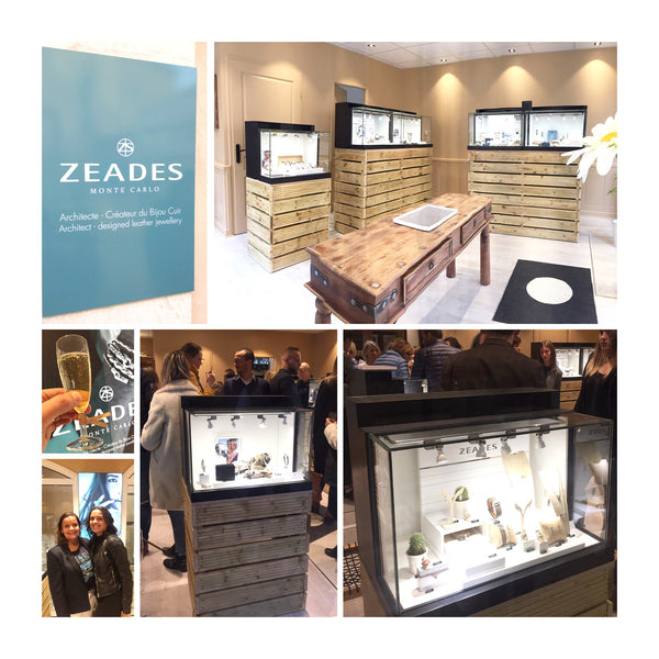 Inauguration of ZEADES in L'Isle sur la Sorgue, France