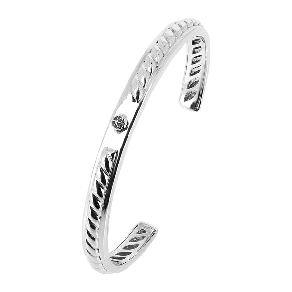 Bangle LIEN CORDAGE SI