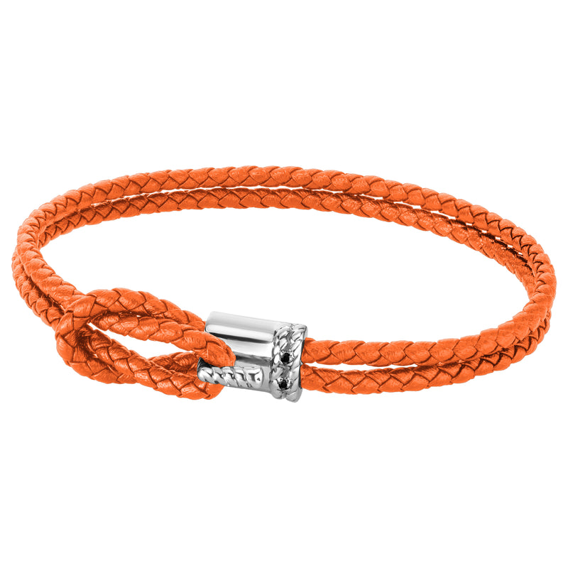 Bracelet ESPAR CORDE 3 Orange SI
