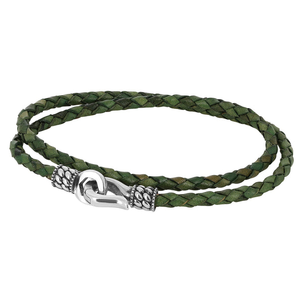 Bracelet CAPTURE 4DT Green SI