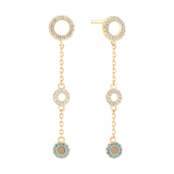 Earrings PLONGEON Sand YE