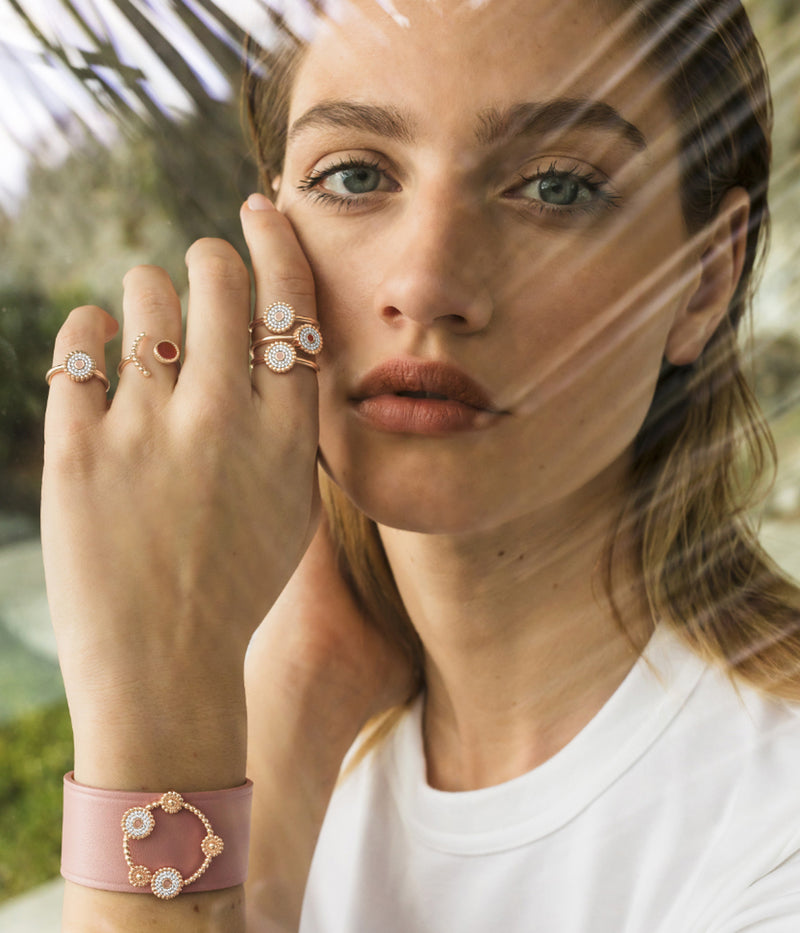 Bague BOURGEON Rose RO