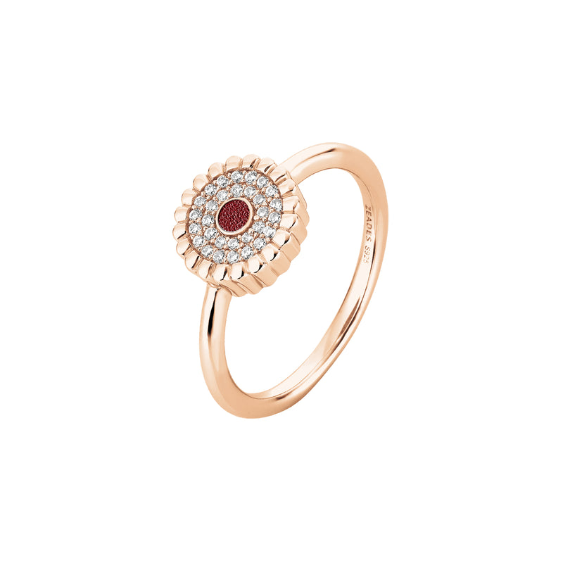 Bague BOURGEON Amaranth RO