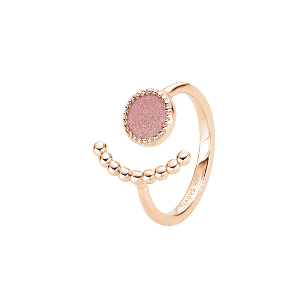 Ring PERLEE Rose RO