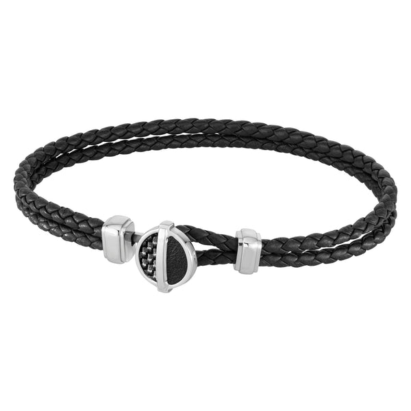 Bracelet SEA FLEET T-BAR Black