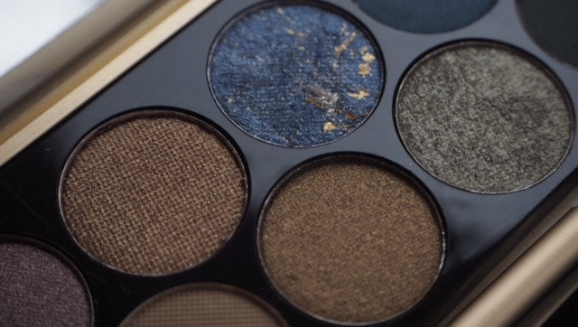 Makeup Revolution Fortune Favours The Brave Eyeshadow Palette - Formula