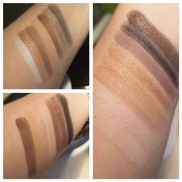 Fortune Favours The Brave Swatches - Under Lights | Makeup Revolution
