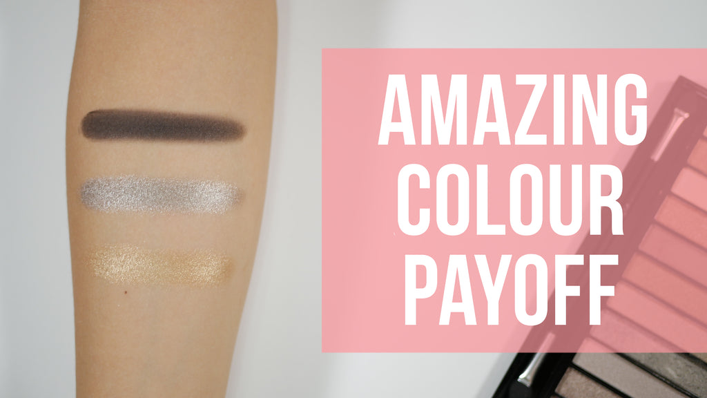 Makeup Revolution Iconic 2 Eyeshadow Palette Amazing Colour Payoff