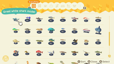 Fish Model Item Pack