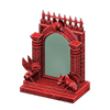 Throwback Gothic Mirror
