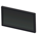 Wall-Mounted TV (50 In.)
