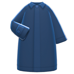 Balmacaan Coat