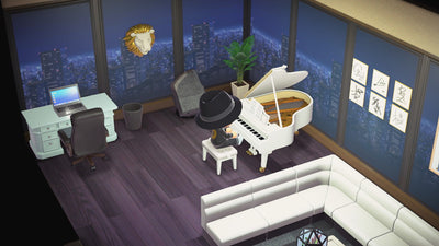 Penthouse City Loft Furniture Set