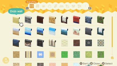 Saharah Flooring & Wallpaper Pack