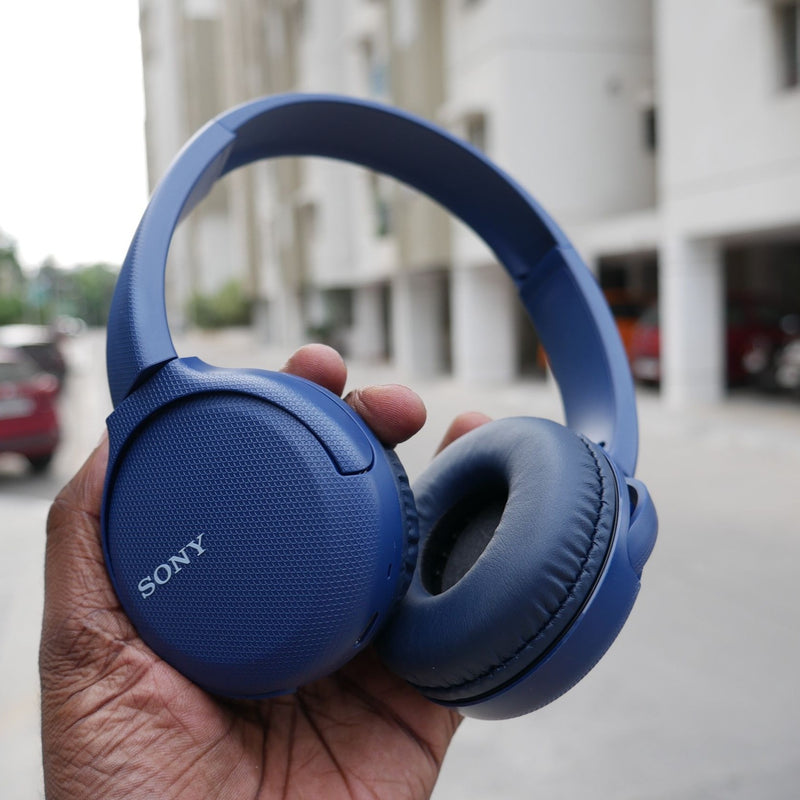 Sony WH-CH510 Wireless Bluetooth On-Ear Headphone with Mic