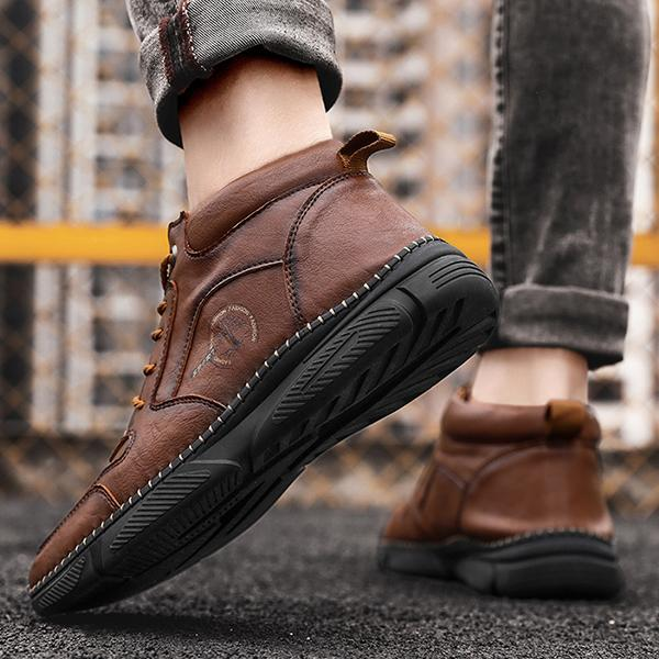 Men'S Outdoor Non-Slip High-Top Casual Shoes