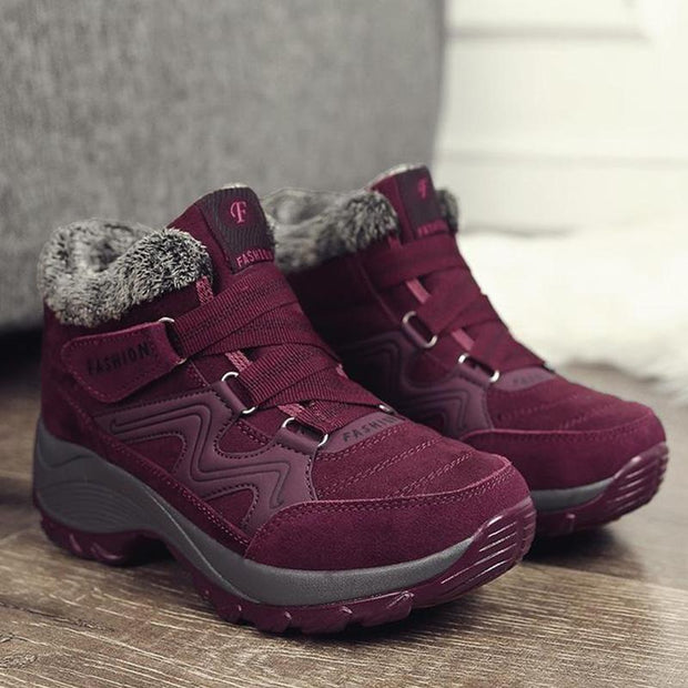 Women's Winter Willi Thermal Comfortable High Top Boots