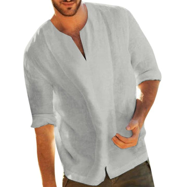 Men's Casual Collage T-shirt
