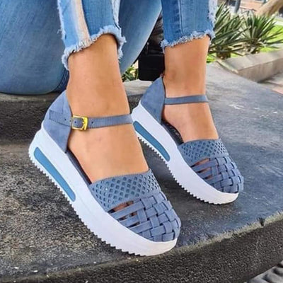 Women's Fashion Woven Sandals
