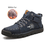 Men High-Top Casual Fashion All-Match Boots