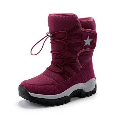 Outdoor Leisure Warm Thick Snow Boots
