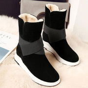 Women Winter Shoes Mid-Calf Casual Snow Boots
