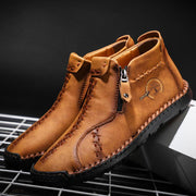 Men Casual Handmade Leather Shoes