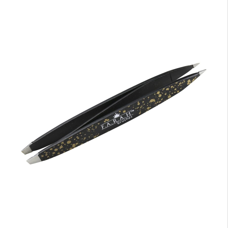Z-Tweeze® Dual Ended Tweezer - Galaxy Gold