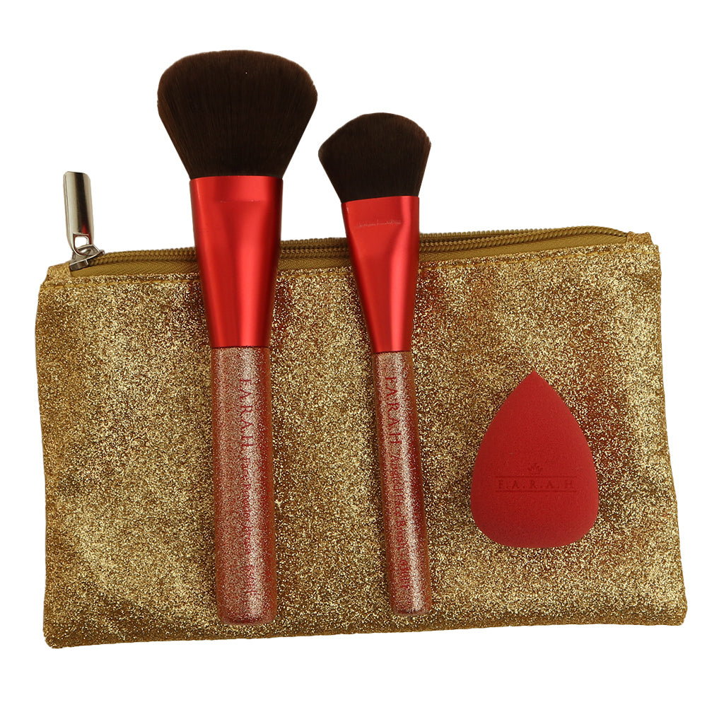 Glitter & Rouge w/Sponge Bundle