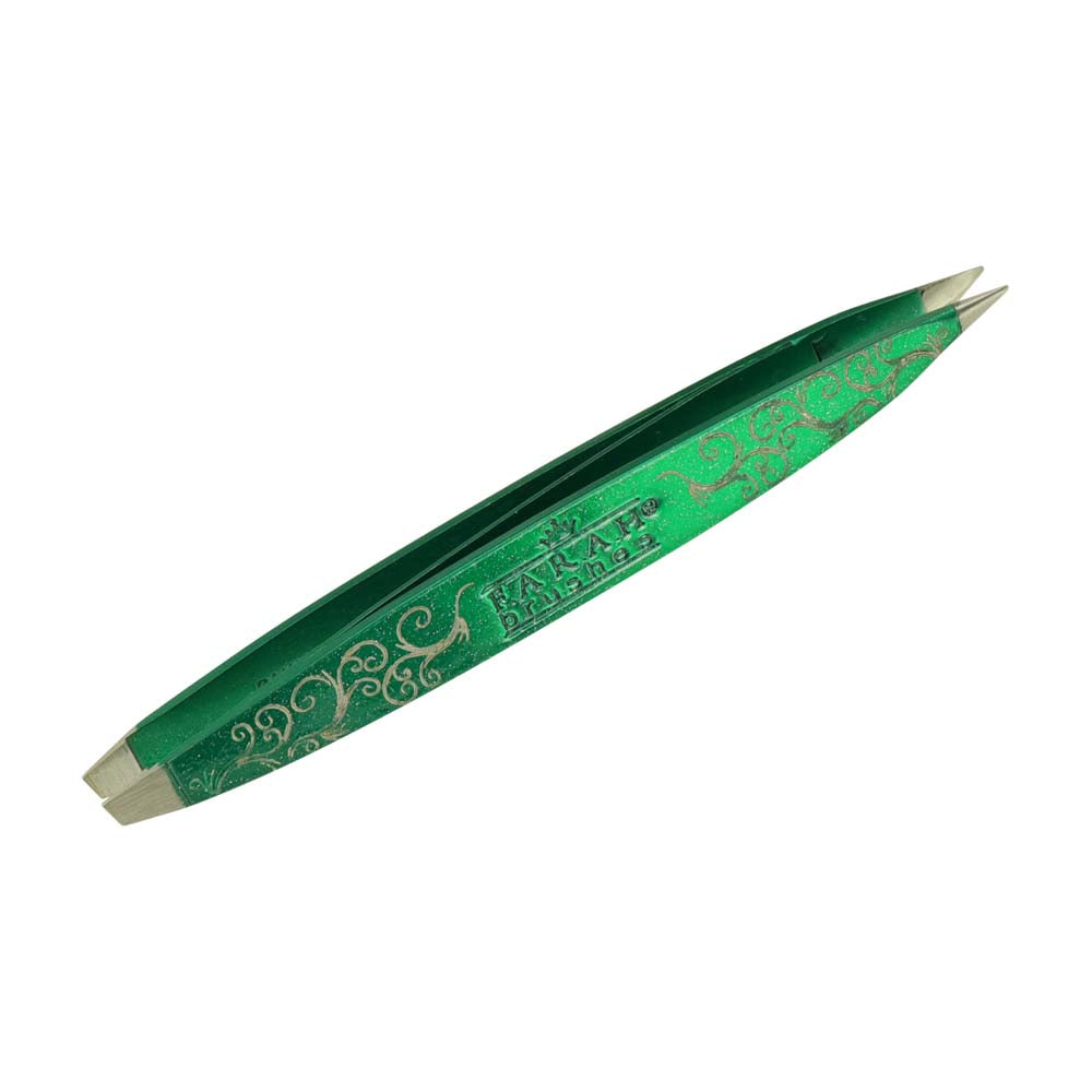 Z-Tweeze®  Dual Ended Tweezer - Dresden Green