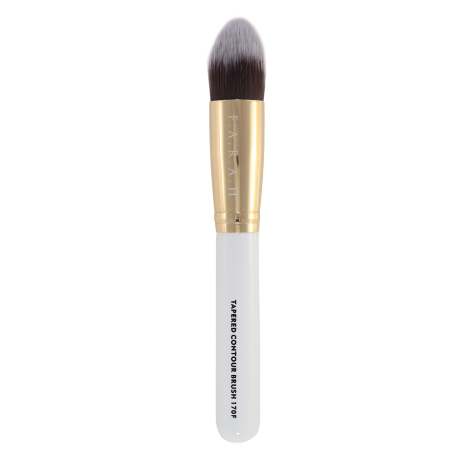 Tapered Contour Brush 170F (white)