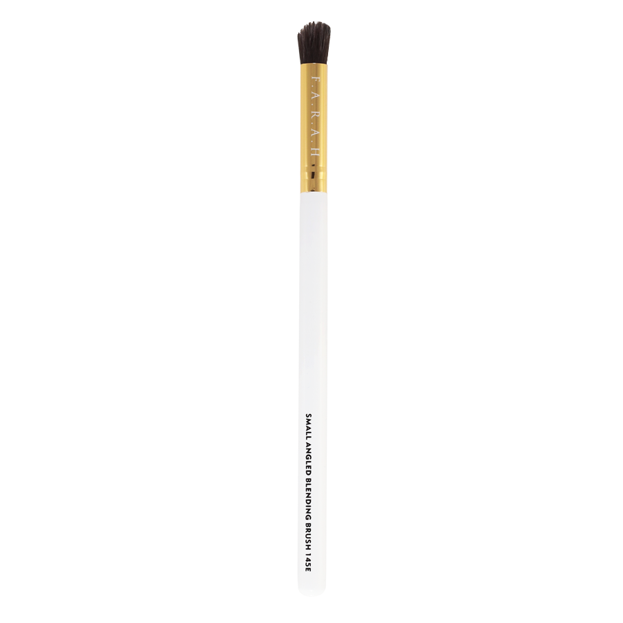 Small Angled Blending Brush 145E (white)