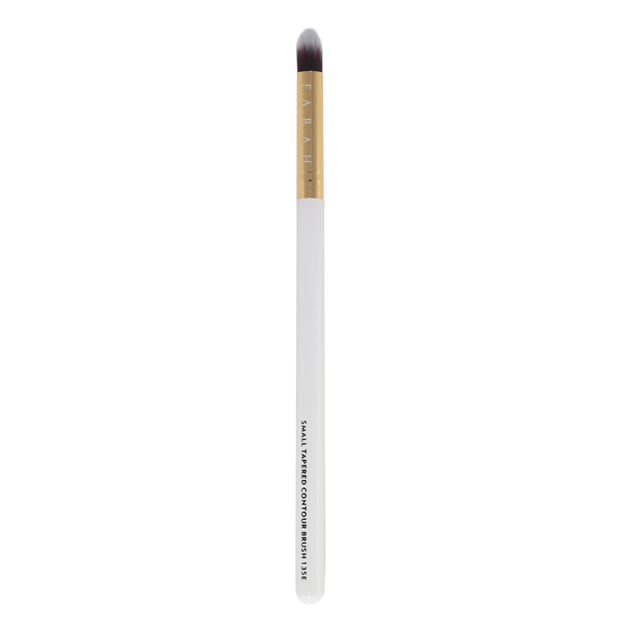Small Tapered Contour Brush 135E (white)
