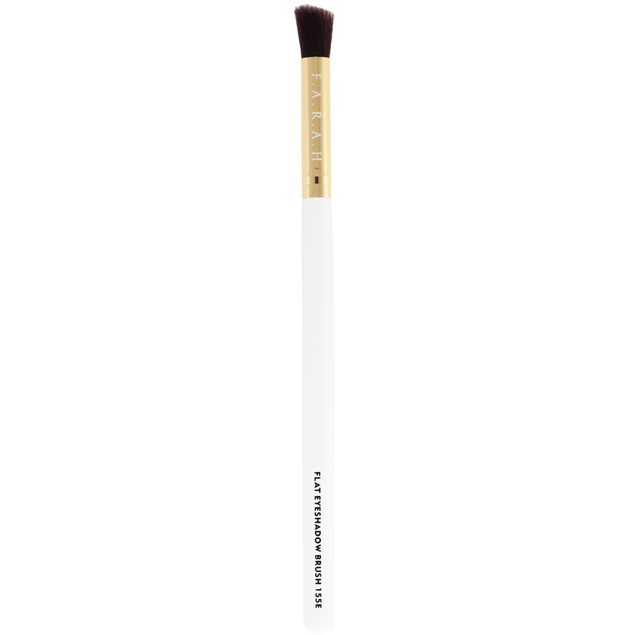 Flat Eyeshadow Brush 155E (white)