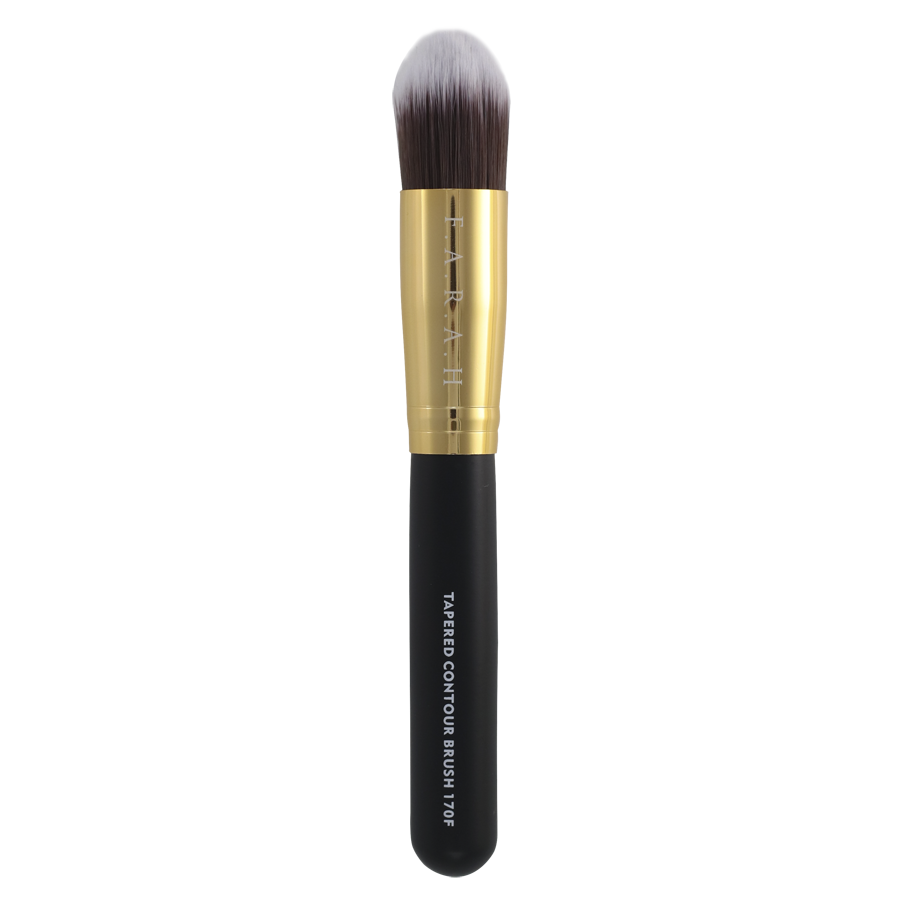 Tapered Contour Brush 170F ( Black )