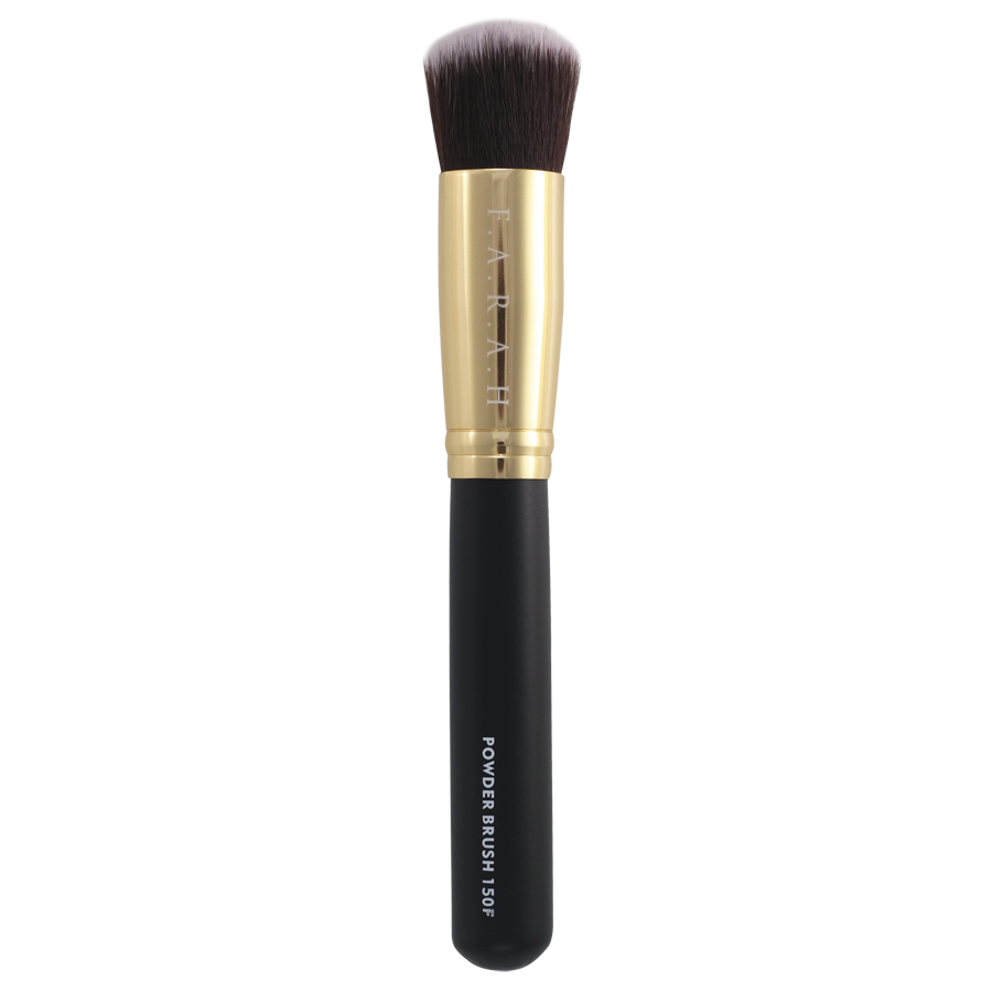 Powder Brush 150F (black)