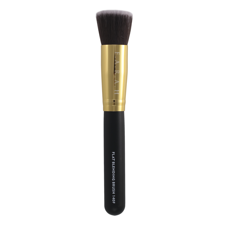 Flat Blending Brush 140F (black)