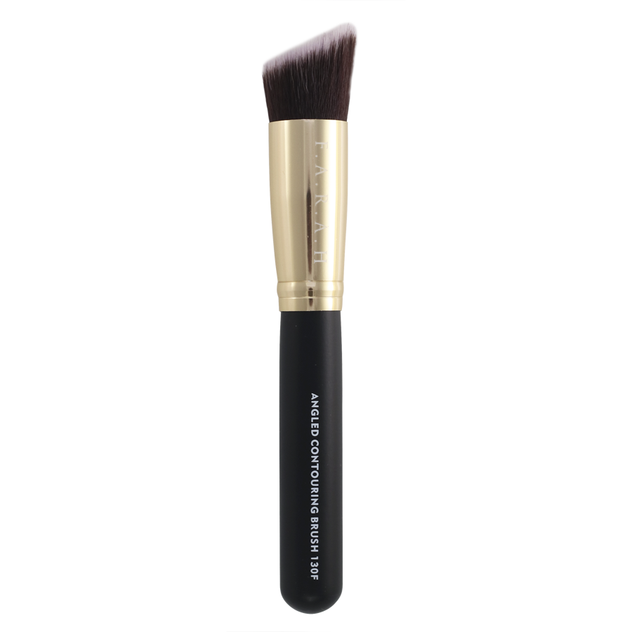 Angled Contouring Brush 130F (black)