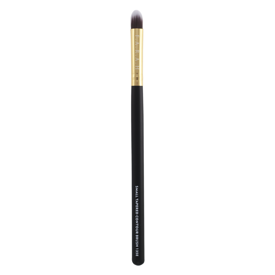 Small Tapered Contour Brush 135E (black)