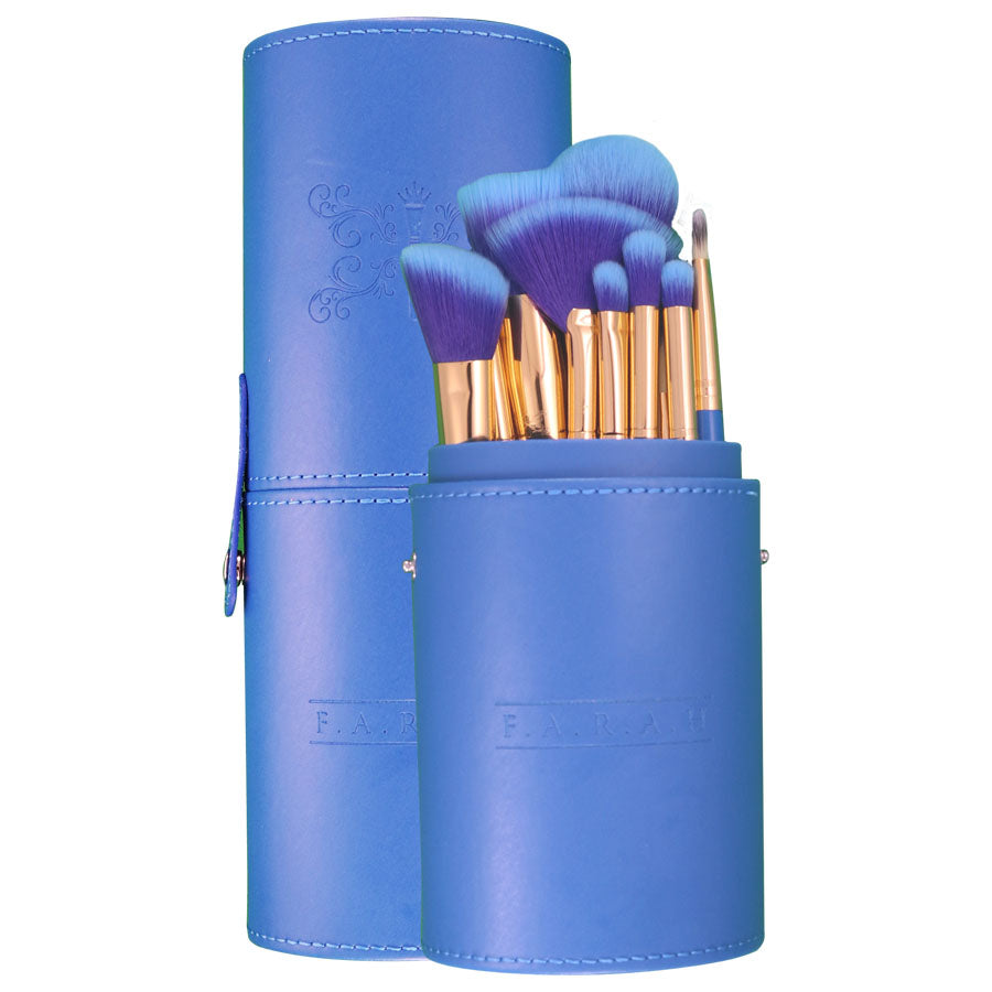 Blue Orchid Brush Collection