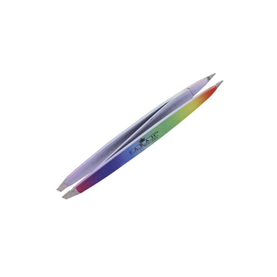 Z-Tweeze® Dual Ended Tweezer - Rainbow Gradient