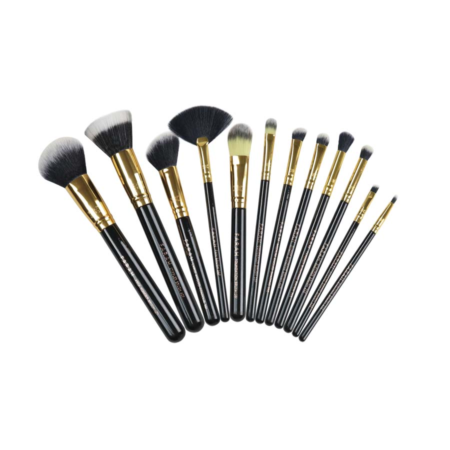 F.A.R.A.H® Timeless Brush Set (12pc)