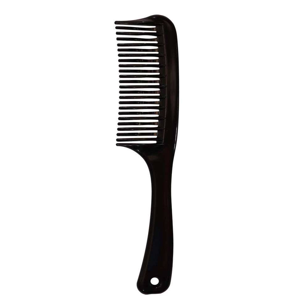 Detangling Hair Comb (black)