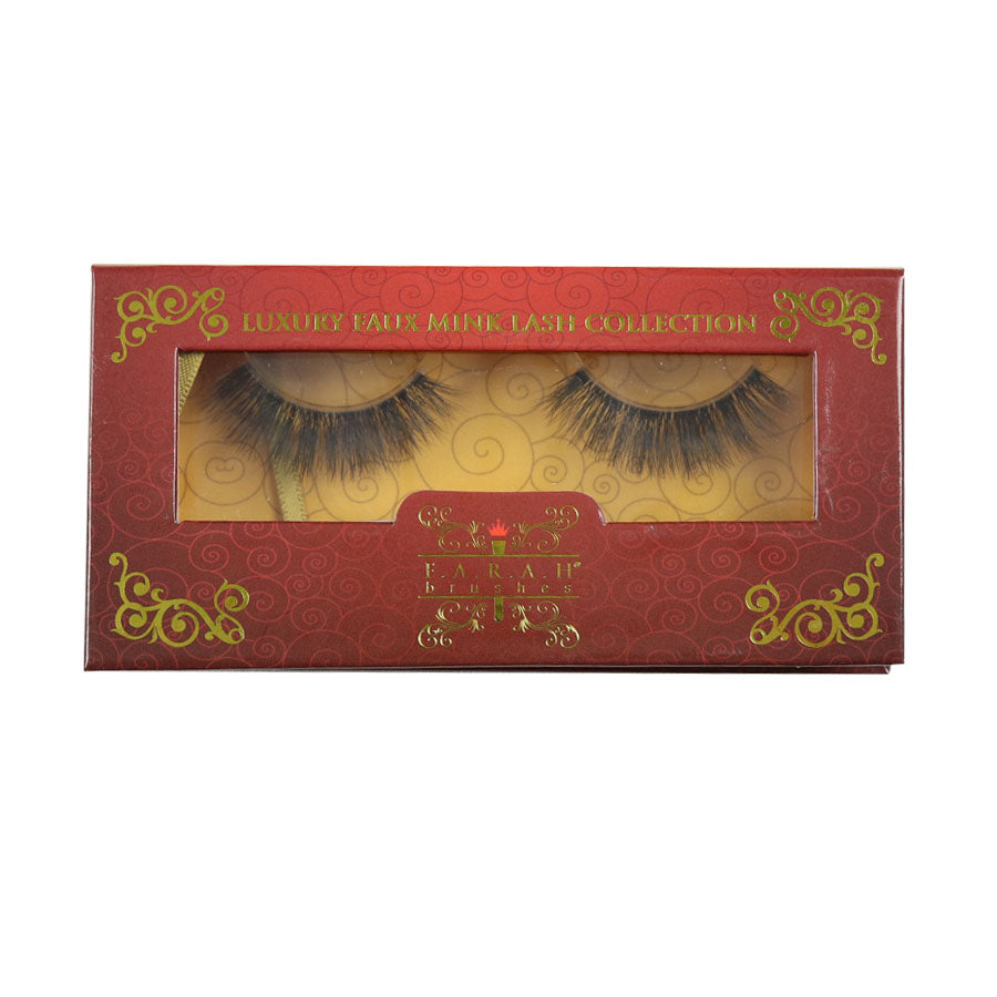 TROY - Luxury Faux Mink Lash Collection