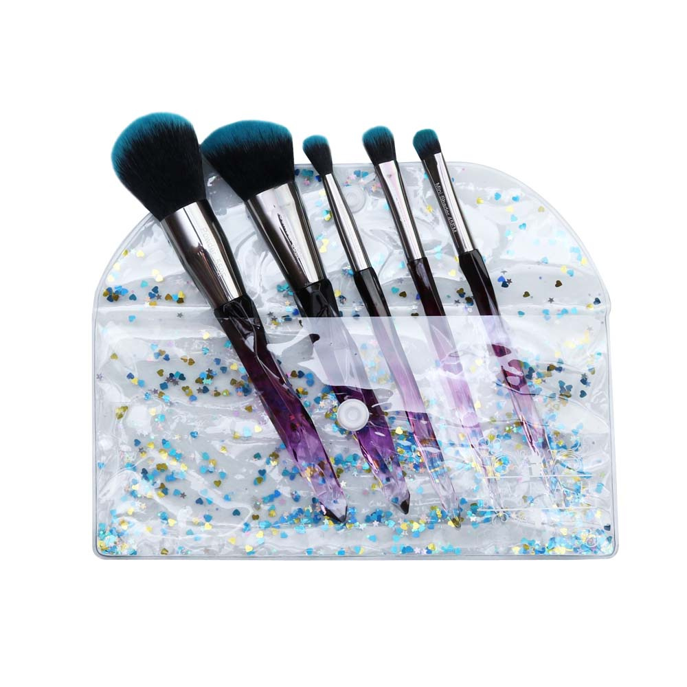 Show Me Magic brush set (Amethyst)