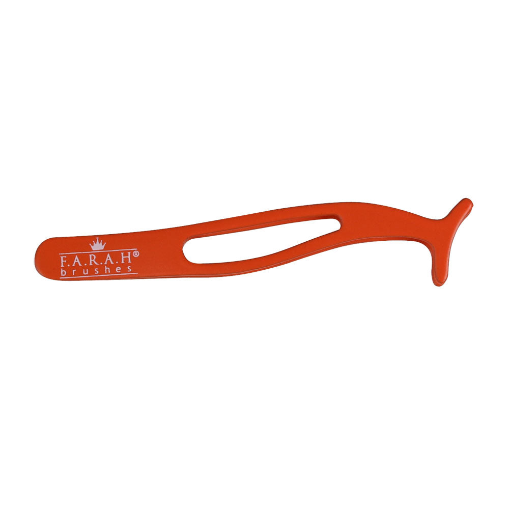 Eyelash Placement Applicator - Orangeade